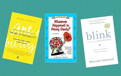 My 10 Favorite Books…